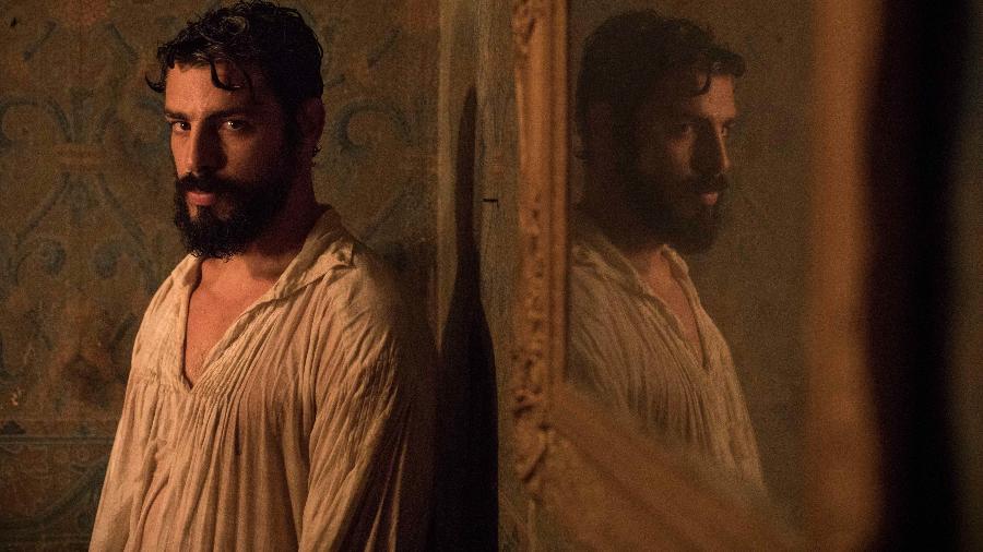 """Cauã Reymond como Dom Pedro I em """"Pedro"""" - Fabio Braga/Biônica Filmes"""