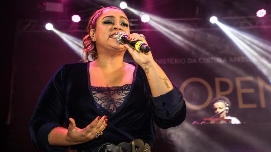 Preta Gil  -  Leco Viana/ Thenews2/Folhapress