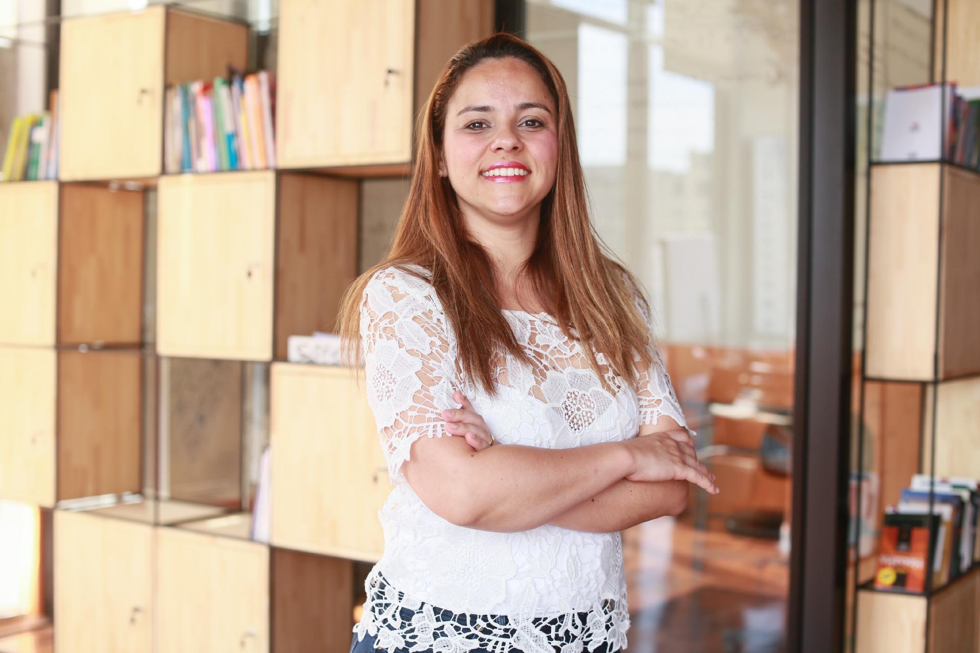 4c99fa9f9f Vereadora que levou coworking para Câmara já foi agredida e é contra aborto  - 24 11 2018 - UOL Universa