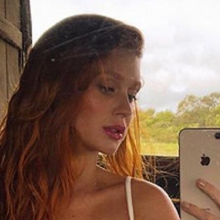 A atriz Marina Ruy Barbosa - Reprodução/Instagram