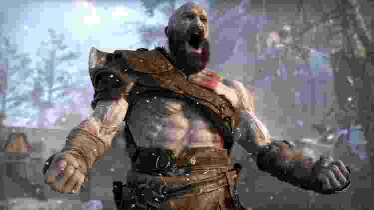God of War - Divulgação - Divulgação