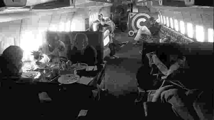 O interior do Starship - Reprodução - Reprodução