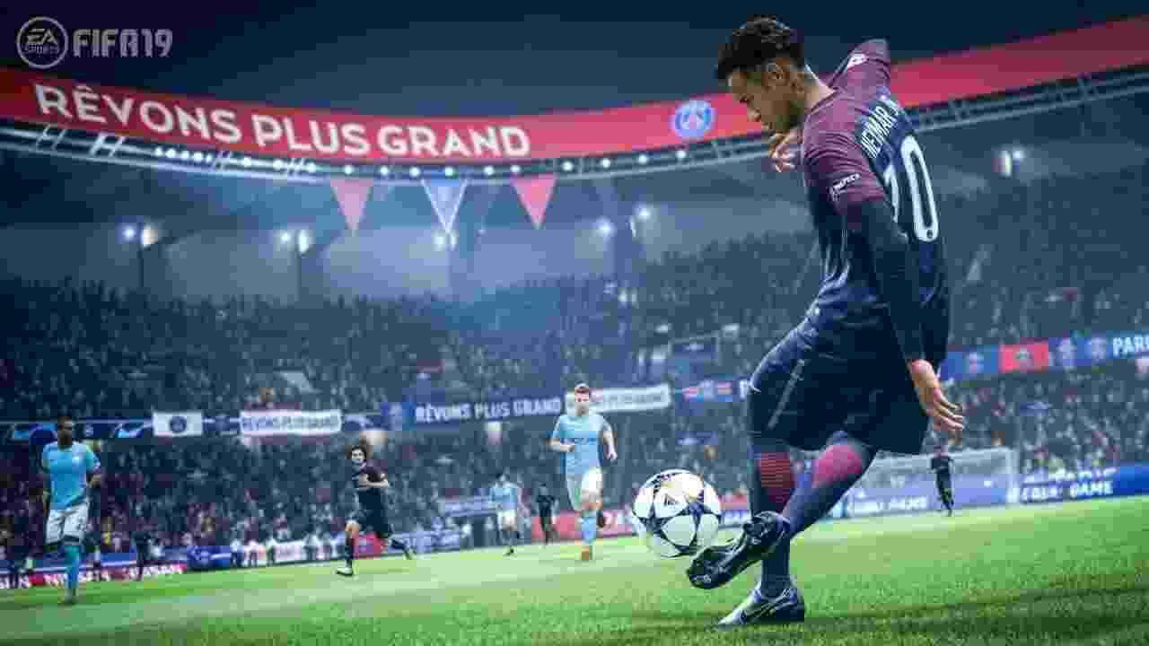 33be14c408135 Fotos  FIFA 19  veja os melhores jogadores sul-americanos do modo