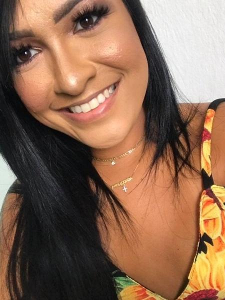A fotógrafa Caroline Alencar, 36 - Reprodução/Arquivo pessoal