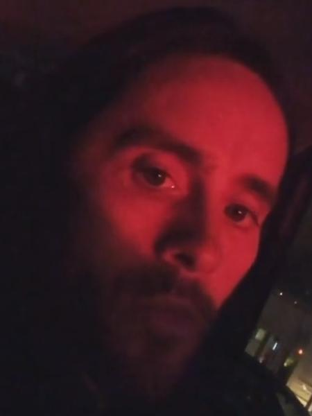 O ator Jared Leto - Reprodução/Instagram