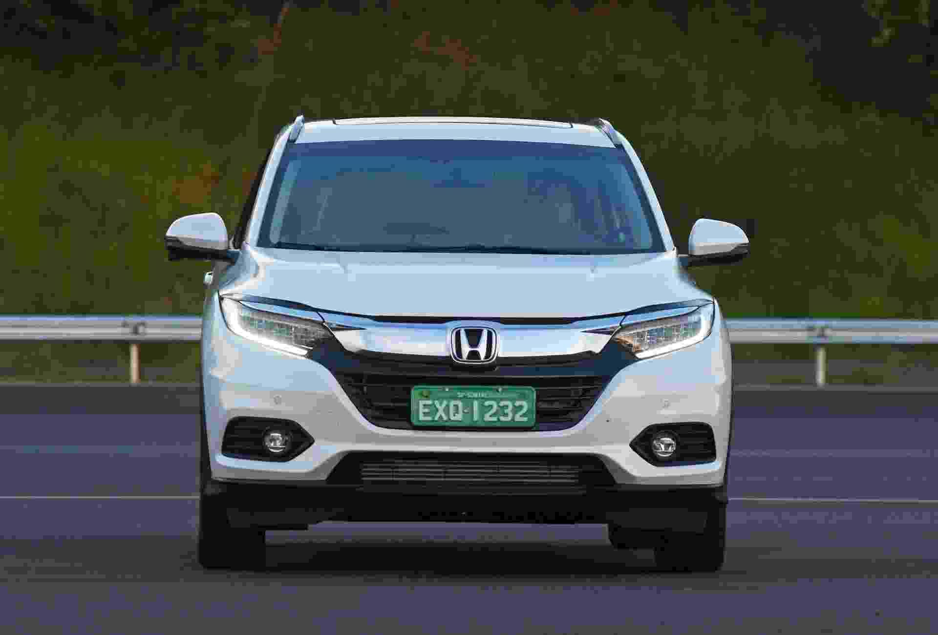 Honda HR-V Touring 2020 - Murilo Góes/UOL