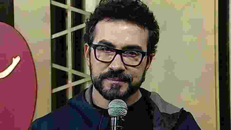 Padre Fábio de Melo no programa Direção Espiritual, da Canção Nova - Reprodução/Canção Nova