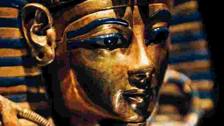 """""""Tutancâmon, o tesouro do faraó""""  - Divulgação"""