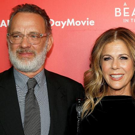 Tom Hanks e Rita Wilson  - FilmMagic