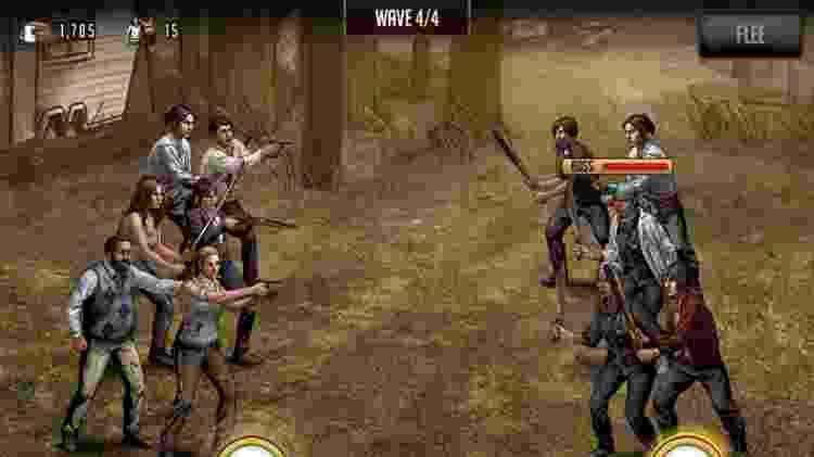 Jogo ainda está disponível para mobile - Reprodução