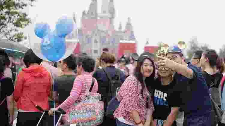 Shanghai Disney Resort  - Getty Images