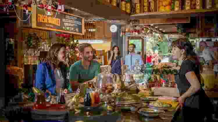 Restaurante em Ponsonby, a meca hipster de Auckland - Divulgação