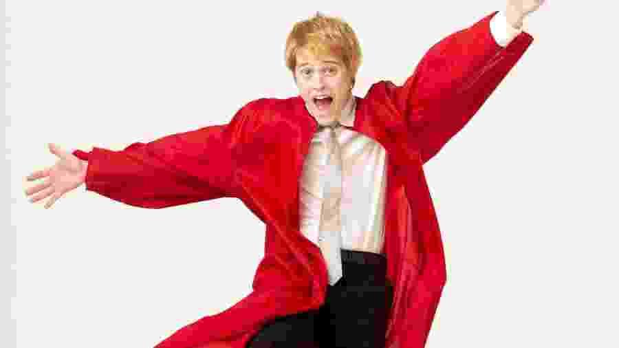 """Ryan (Lucas Grabeel) em """"High School Musical 3: Ano de Formatura"""" - Reprodução"""