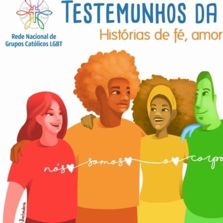 Livro gratuito conta histórias de pessoas LGBTQI+ na Igreja Católica - Reprodução