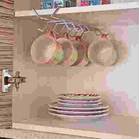 Organizador de xícaras para armário - Future  - Divulgação - Divulgação