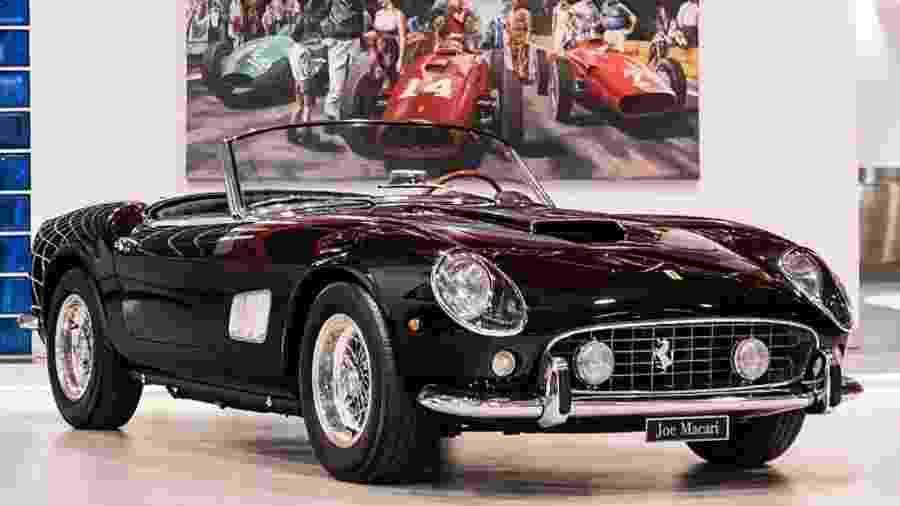 Ferrari 250 GT SWB California Spyder 1961 - Divulgação