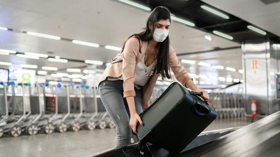 Em média, uma a cada 250 malas são perdidas, danificadas, extraviadas ou roubadas nos voos domésticos dos EUA - Getty Images