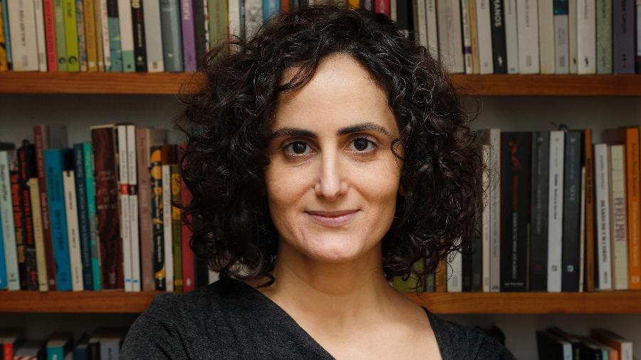 """A carioca Tatiana Salem Levy é a autora de """"Vista Chinesa"""" - Divulgação"""