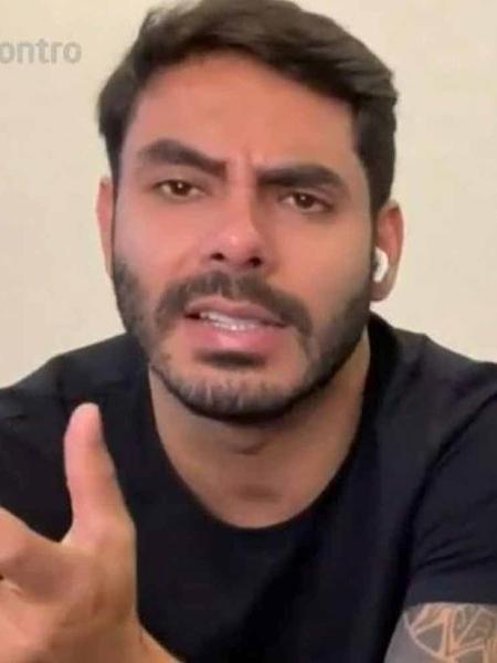 """BBB 21"": Rodolffo opinou sobre o novo paredão do programa - Reprodução/Globo"