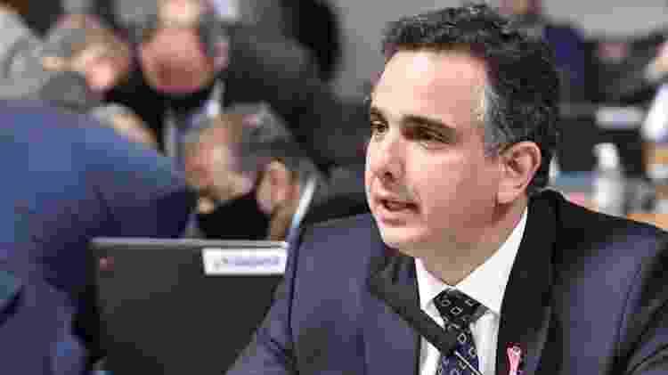 Tebet perdeu eleição para presidência do Senado para o senador Rodrigo Pacheco (DEM-MG), que teve apoio de Bolsonaro e Alcolumbre - WALDEMIR BARRETO/AGÊNCIA SENADO - WALDEMIR BARRETO/AGÊNCIA SENADO