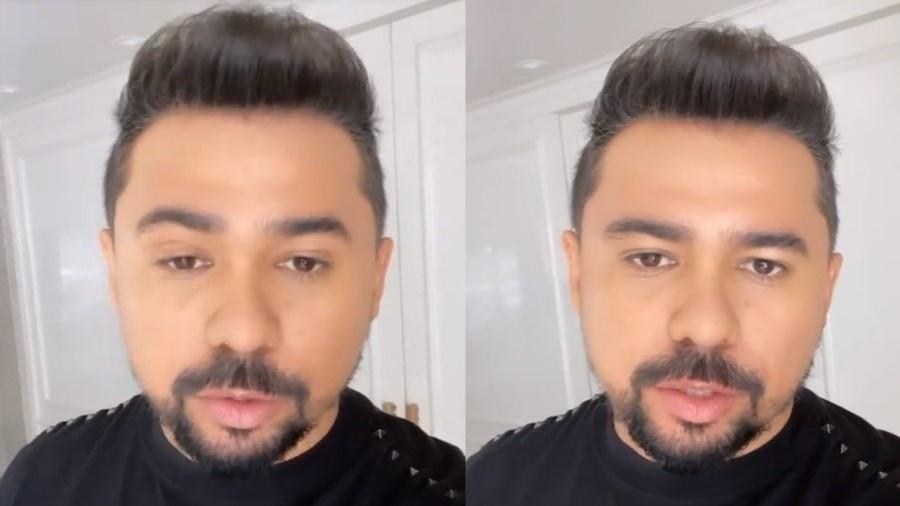 Xand Avião comenta polêmica com Cremosinho; cantor diz ter conversado - Reprodução/Instagram