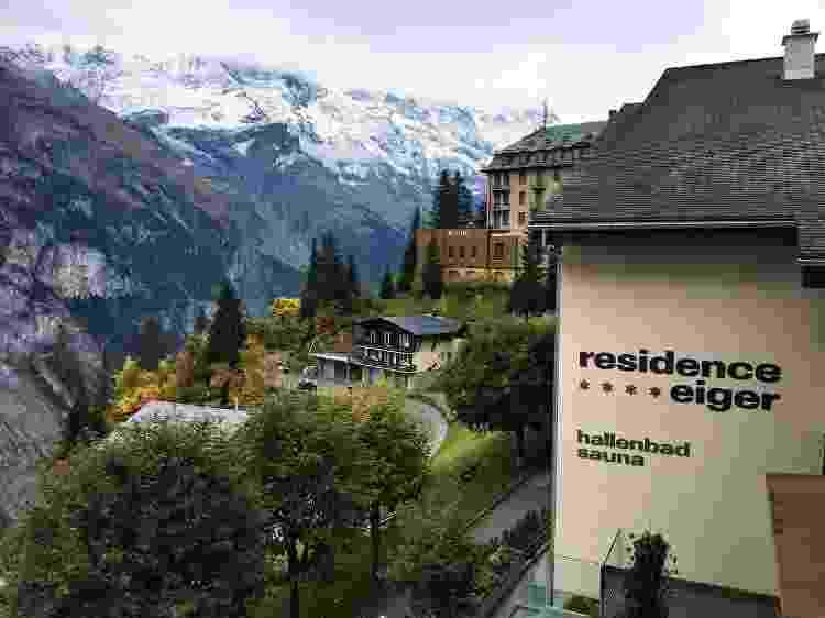 Resort de ski Murren é obcecado por James Bond (5) - Divulgação - Divulgação