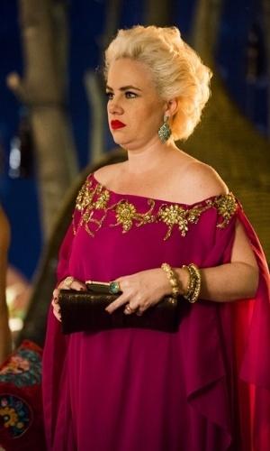 Sumara (Karine Telles) - Simpática, ela é uma mulher um tanto carente. Uma milionária casada com um indiano idoso que mora em Mônaco. Vive entre Mônaco, Paris e Rio. Uma das vítimas de Atena