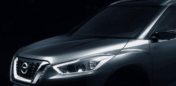 SUV chega dia 2 de maio importado do México; depois, será feito no Brasil - Arte UOL Carros/Divulgação