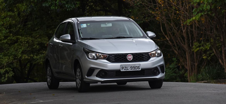 Recall do Fiat Argo: airbag do motorista pode esmagar chicole elétrico da direção e causar problemas... - Murilo Góes/UOL