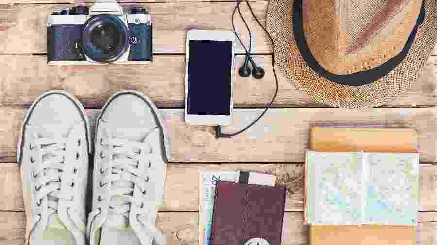 Coisas de viagem - Getty Images