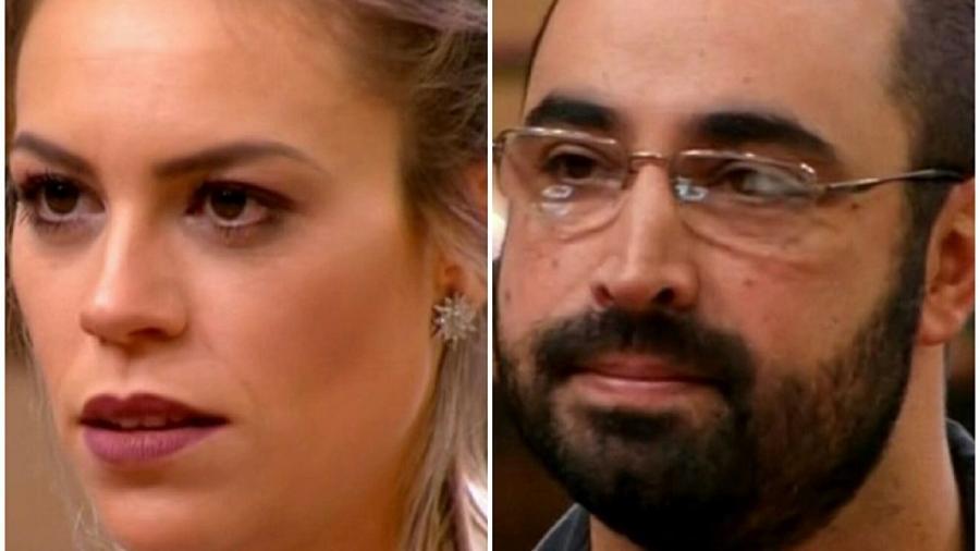Deborah Werneck e Valter Herzmann, segundo e terceiro colocados na 4ª edição, não foram convidados para Especial - Reprodução/TV Bandeirantes