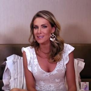 Alexandre Corrêa e Ana Hickmann em vídeo para o canal dela