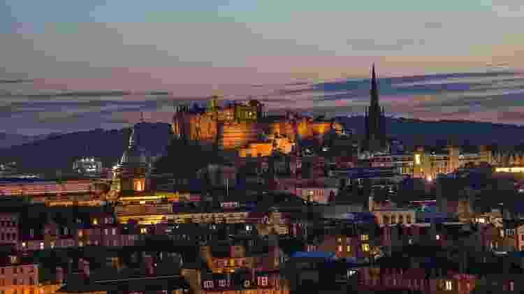 Edimburgo, na Escócia - VisitBritain/VisitScotland
