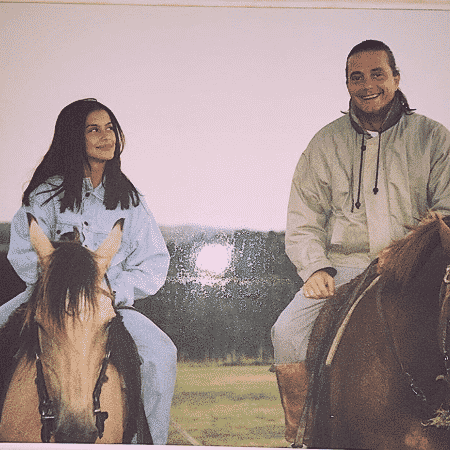 Cleo Pires e Fábio Jr.  - Reprodução/Instagram/cleooficial