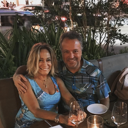 Susana Vieira e o filho, Rodrigo - Reprodução/Instagram/djrodrigovieira