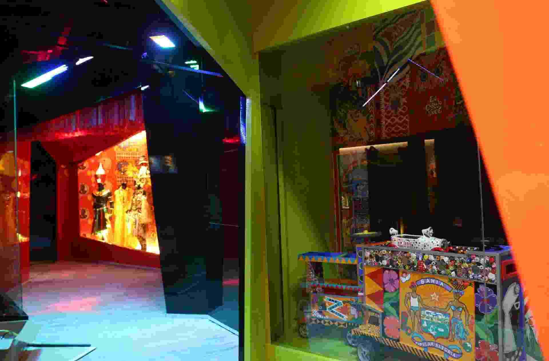 Casa do Carnaval da Bahia estreia nesta segunda (5) e vai contar a história do Carnaval - Bruno Concha/Secom