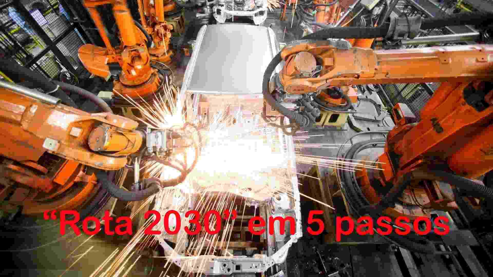 Fábrica da Volkswagen - Fernando Donasci/UOL