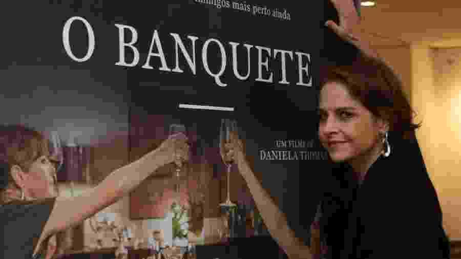 """Drica Moraes está no filme """"O Banquete"""" e estará em séria """"Sob Pressão"""" em 2019 - Melissa Haidar/Divulgação"""