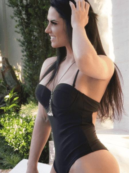 Graciele Lacerda - Reprodução/Instagram