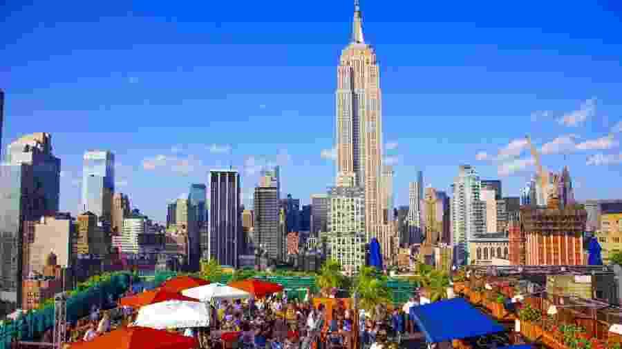 Empire State é uma das principais atrações de NY - Reprodução