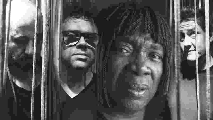 Anderson Noise, Henrique Portugal, Milton Nascimento e Lelo Zanetti - Divulgação