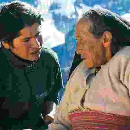 Óscar Catacora e Rosa Nina - BBC - BBC