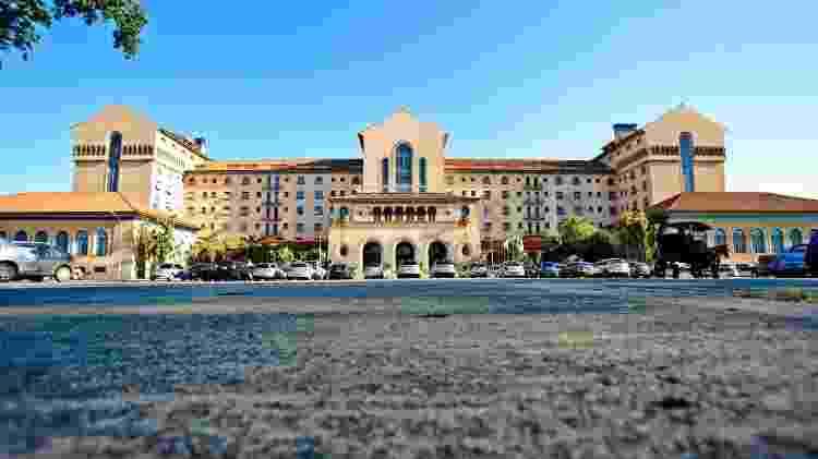 Divulgação/Grande Hotel e Termas de Araxá