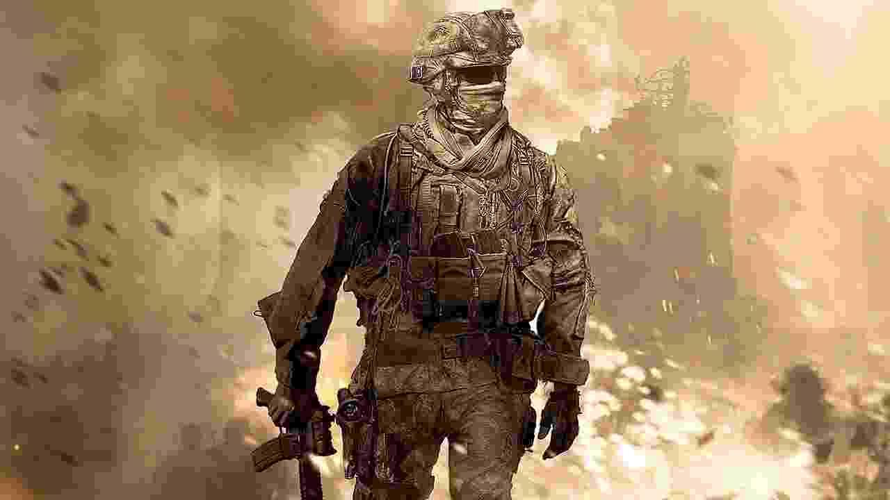 Call of Duty - Reprodução