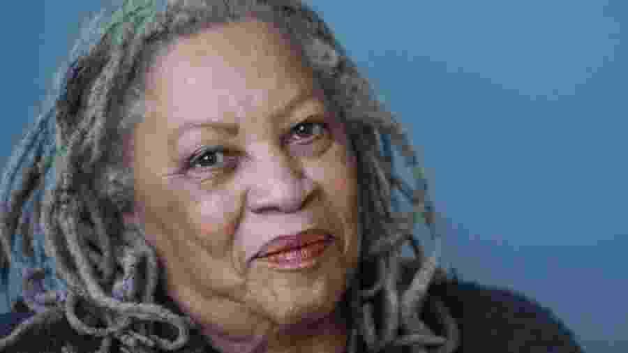 A escritora Toni Morrison - Reprodução