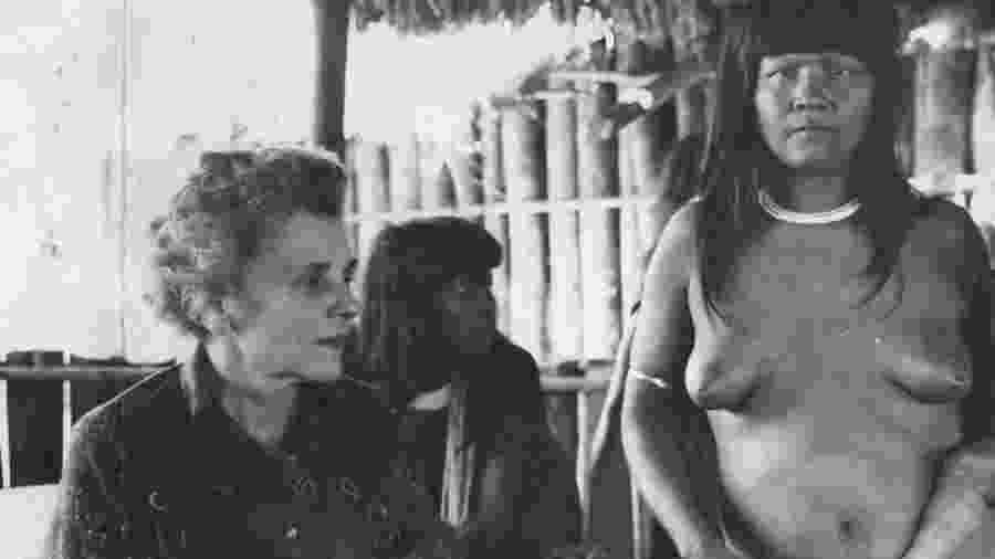 Elizabeth Bishop viajou para a Amazônia durante os anos em que morou no Brasil - Arquivo Nacional
