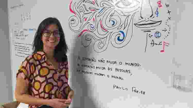 ONG Somos Professores - Helena Dias/UOL - Helena Dias/UOL