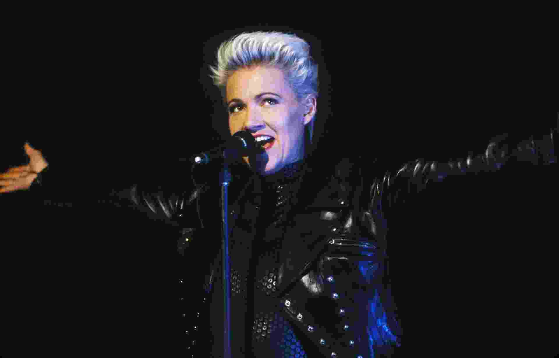 Marie Fredriksson, vocalista do Roxette - Steve Jennings/WireImage/Getty Images