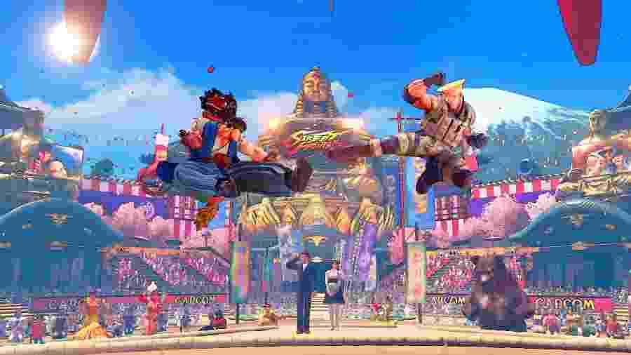 Capcom Cup 2019 vai escolher o melhor jogador de Street Fighter V - Divulgação