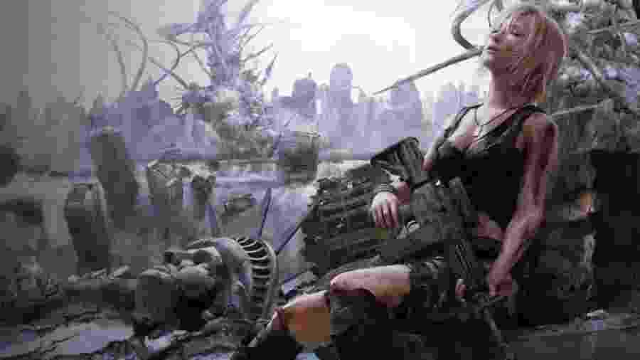 Aya, heroína de Parasite Eve, cansou de ser esquecida. Será que veremos um remake um dia? - Divulgação